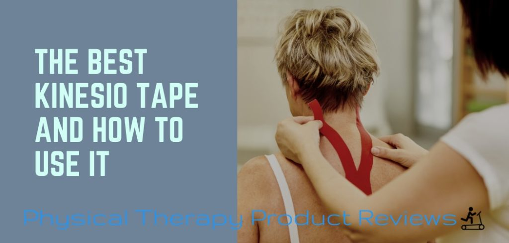 Kinesiology tape and how to use it
