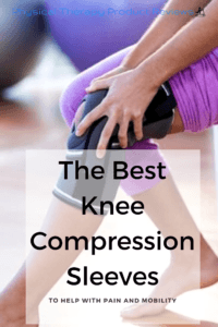 The Best Knee Compression Sleeves for Pain