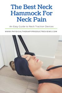 The Best Neck Hammock Traction for Neck Pain