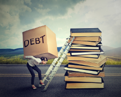 student loan debt for physical therapy