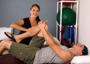 Physical Therapy After a Knee Replacement
