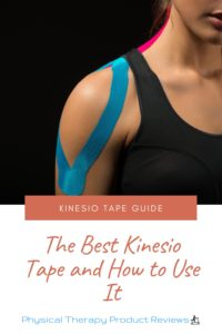 The Best Kinesio Tape and How to Use It
