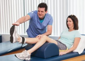 Total Knee Replacement Rehab