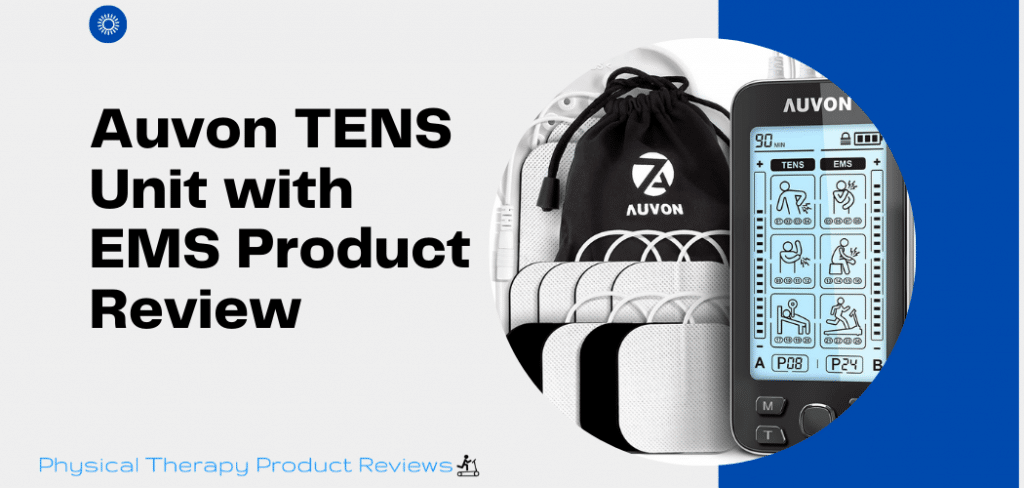Auvon TENS unit product review