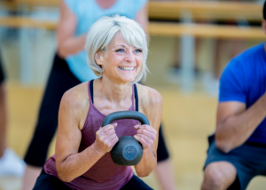 exercising after a knee replacement