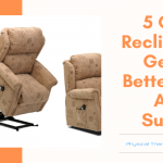 5 Great Recliners for Sleeping after surgery