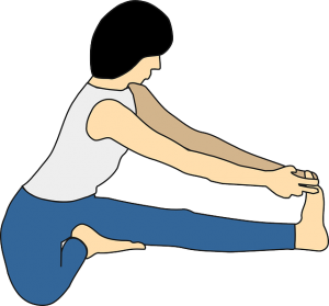 Knee Extension stretch