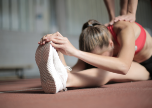 Foam rolling does not make you more flexible
