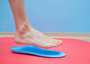 foot insole for arch support