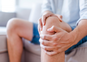 knee pain after a knee replacement
