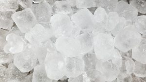 Ice at the Ready