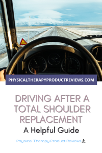 A helpful guide to traveling after a total shoulder replacement