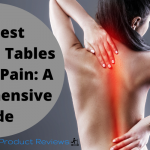 The Best Inversion Tables For Back Pain A Comprehensive Guide